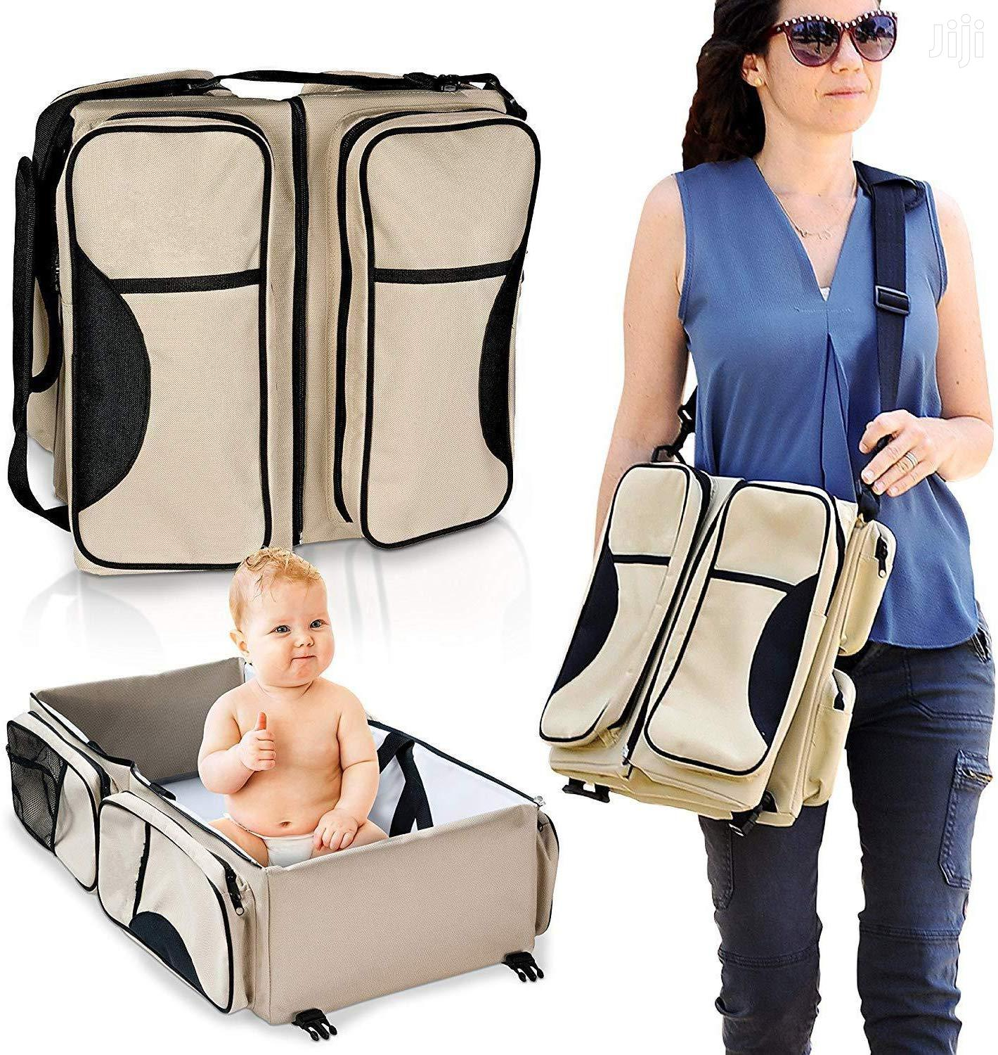 Archive: Baby Bed Infant Travel Bed 3 In 1 Multi-functional Folding Bag