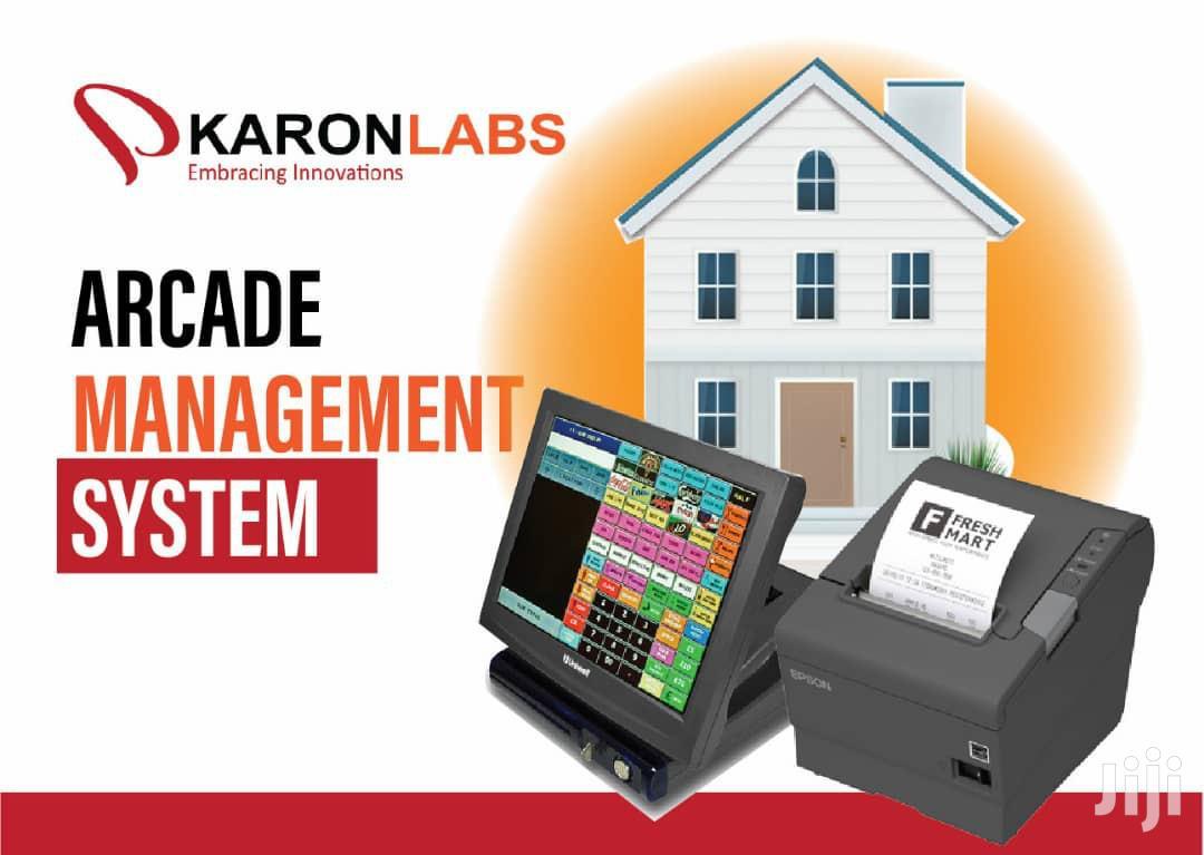 Archive: Arcade Management System