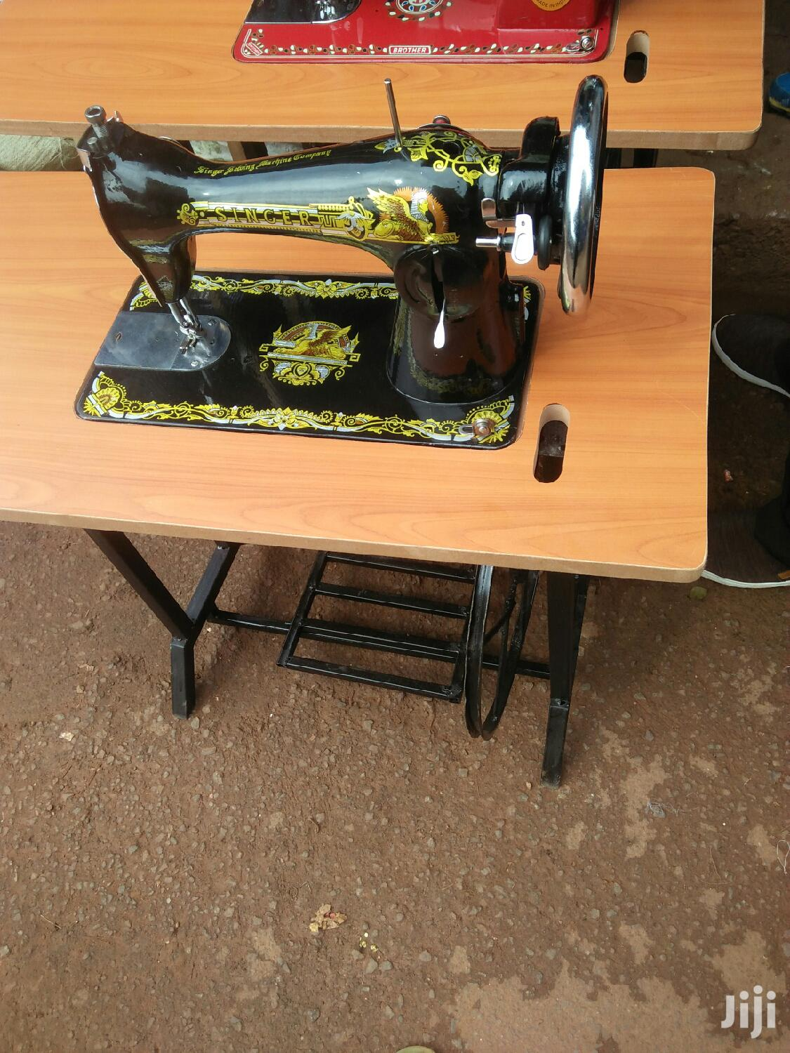 Archive: Brand New Singer Sewing Machine