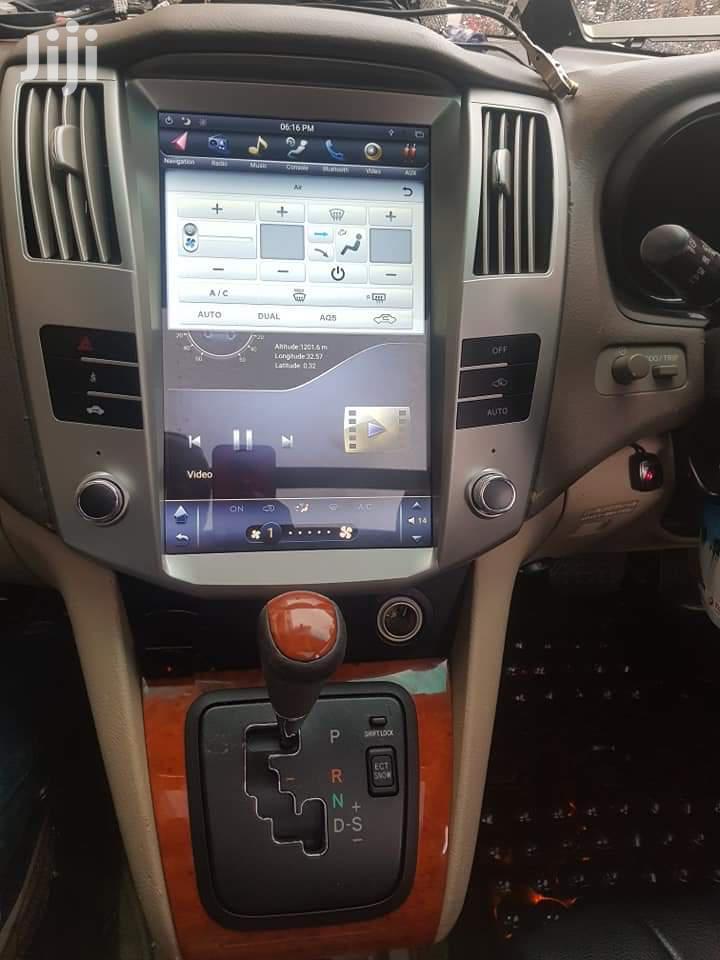 Android Radio Harrier Kawundo