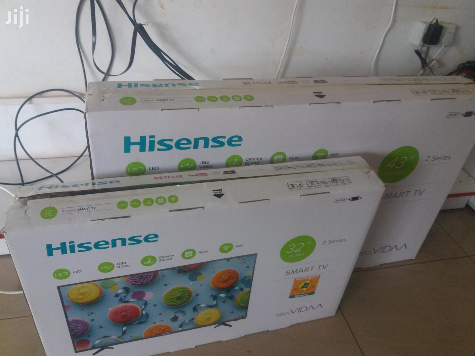 Archive: Hisense Flat Screen Digital Tv 32 Inches