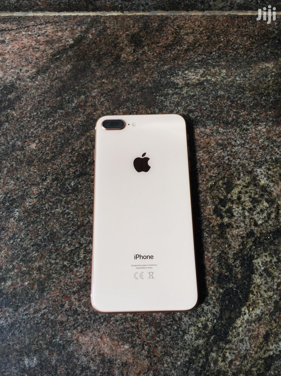 Apple iPhone 8 Plus 64 GB Gold | Mobile Phones for sale in Kampala, Central Region, Uganda