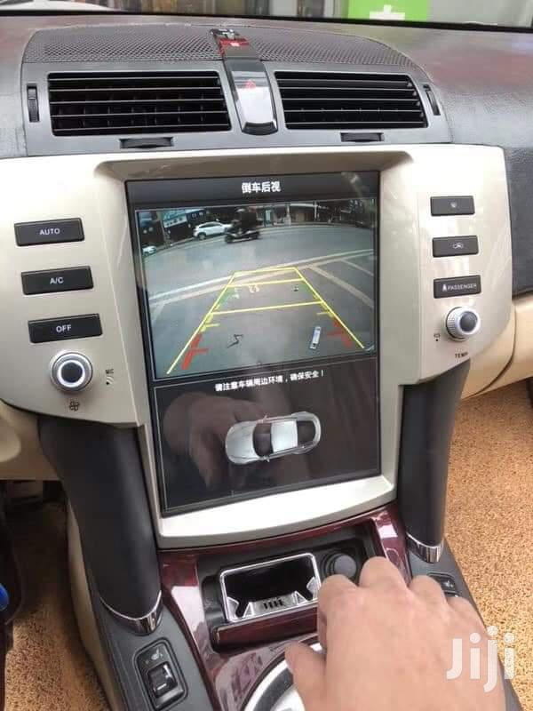 Toyota Mark X Car Radio