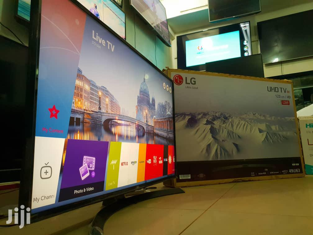 Brand New LG Smart Tv 55 Inches