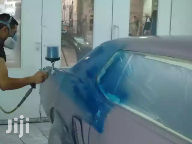 Archive: All Car Spraying And Pannel Beatings