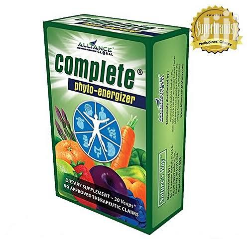 Fight Against Ulcers by Using Naturacentials Complete Phyto Energizer