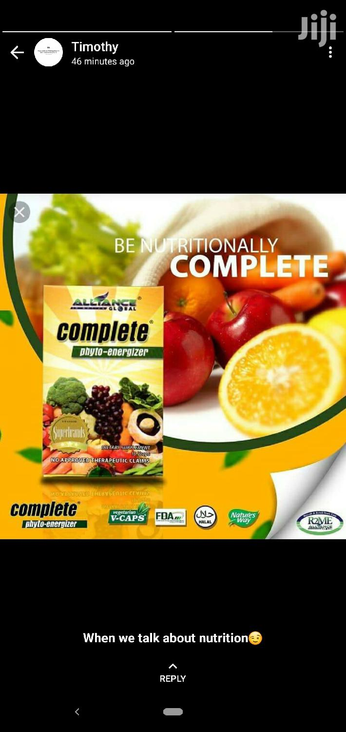 Fight Against Ulcers by Using Naturacentials Complete Phyto Energizer   Vitamins & Supplements for sale in Kampala, Central Region, Uganda