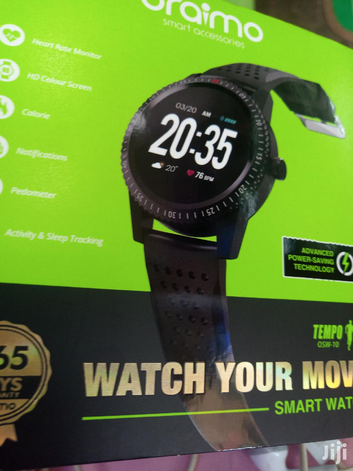 Oraimo Watch | Smart Watches & Trackers for sale in Kampala, Central Region, Uganda