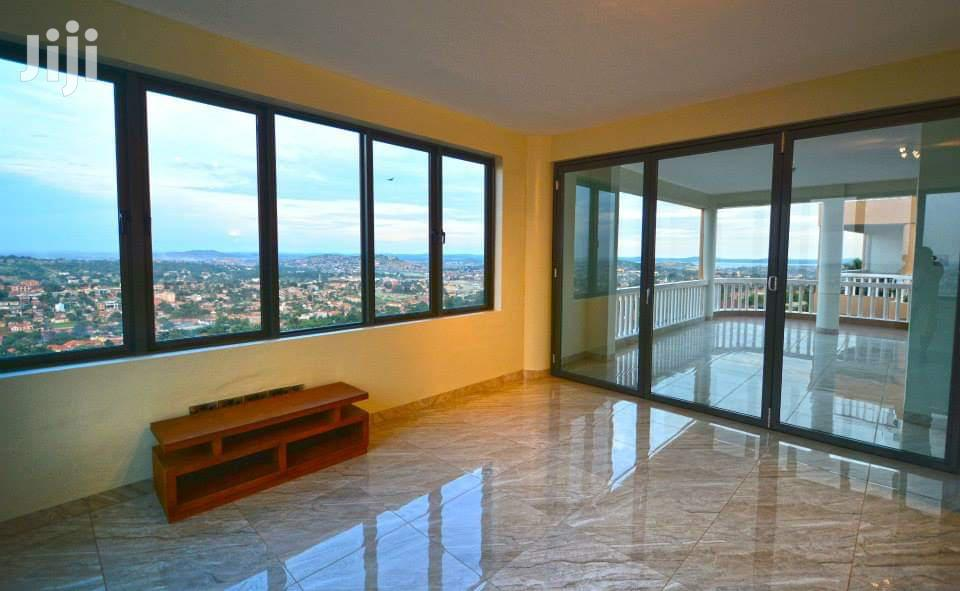 Archive: 5bedroom Penthouse for Rent in Naguru Kampala