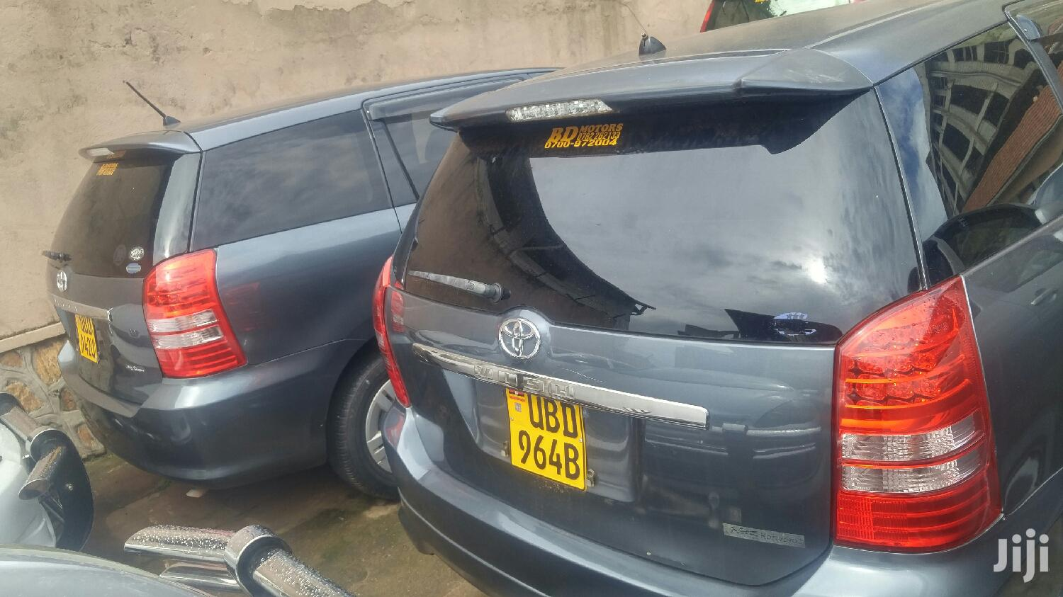 Toyota Wish 2003 Gray | Cars for sale in Kampala, Central Region, Uganda