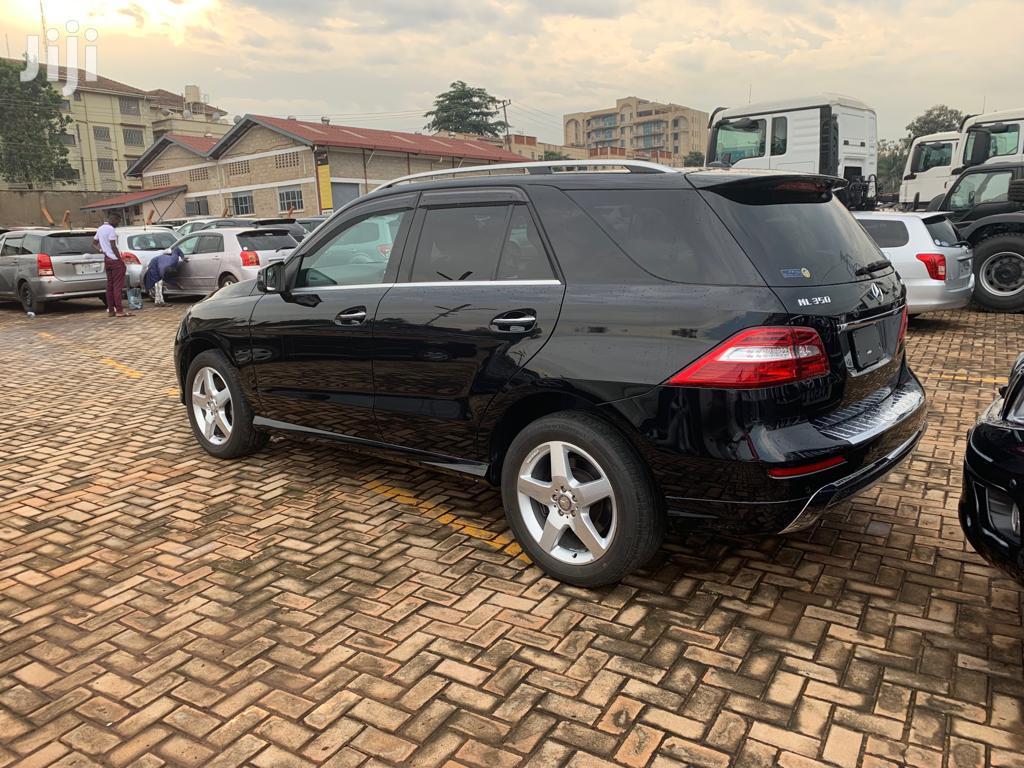 New Mercedes-Benz M Class 2015 Black   Cars for sale in Kampala, Central Region, Uganda