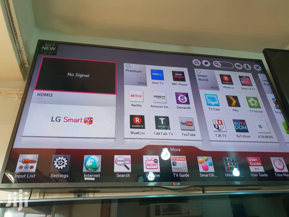 Lg 55inches Smart 3D Tv