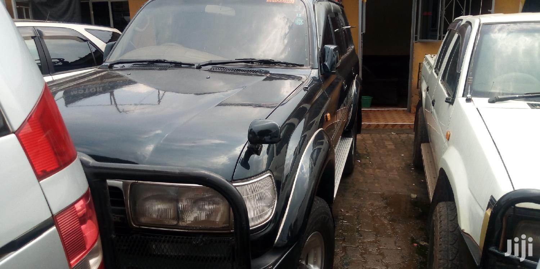 Archive: Toyota Land Cruiser 1999 Green