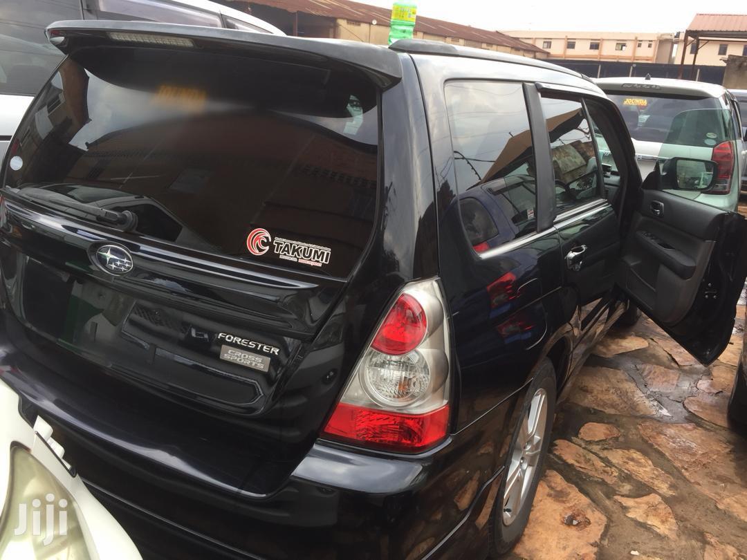 Subaru Forester 2005 2.0 XT Turbo Black | Cars for sale in Kampala, Central Region, Uganda
