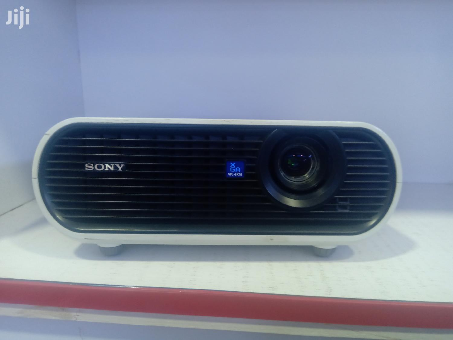 Archive: Sony Projector
