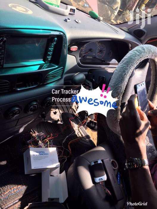 Car Trackers Installation