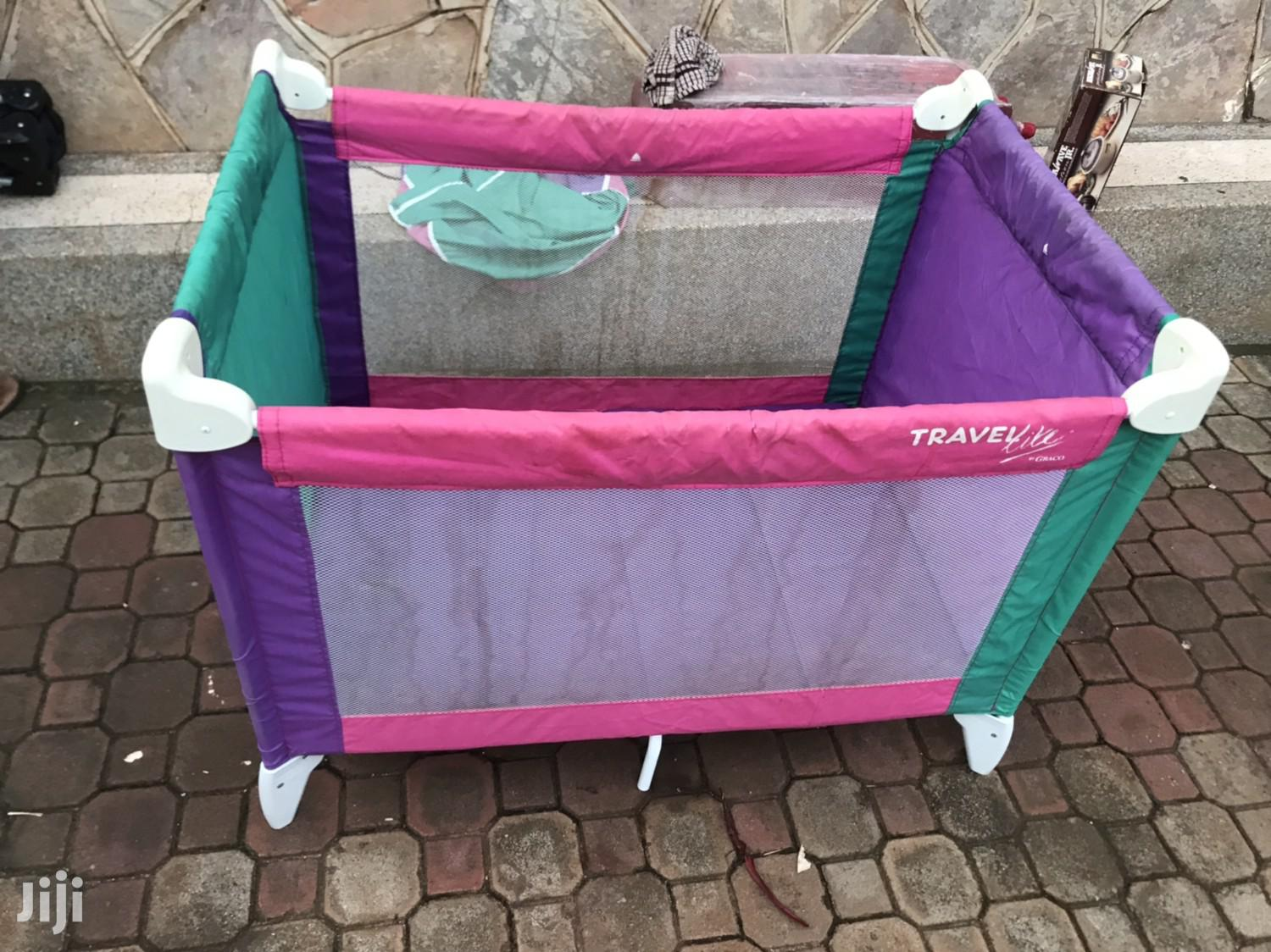 Uk Used Baby Cot | Children's Furniture for sale in Kampala, Central Region, Uganda