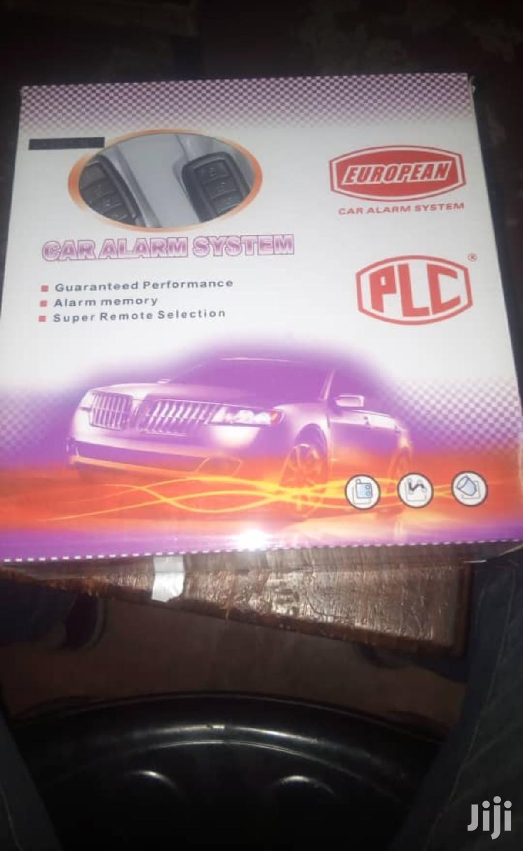 European Car Alarm