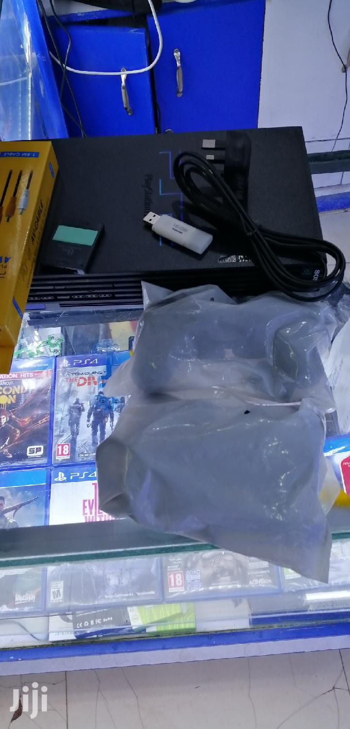 Ps2 Chipped And 10 Games