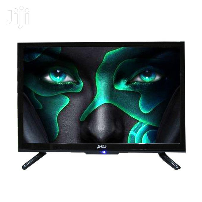 Jazz LED TV, 22'' - Black | TV & DVD Equipment for sale in Kampala, Central Region, Uganda