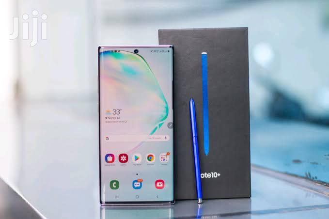 New Samsung Galaxy Note 10 Plus 256 GB   Mobile Phones for sale in Kampala, Central Region, Uganda