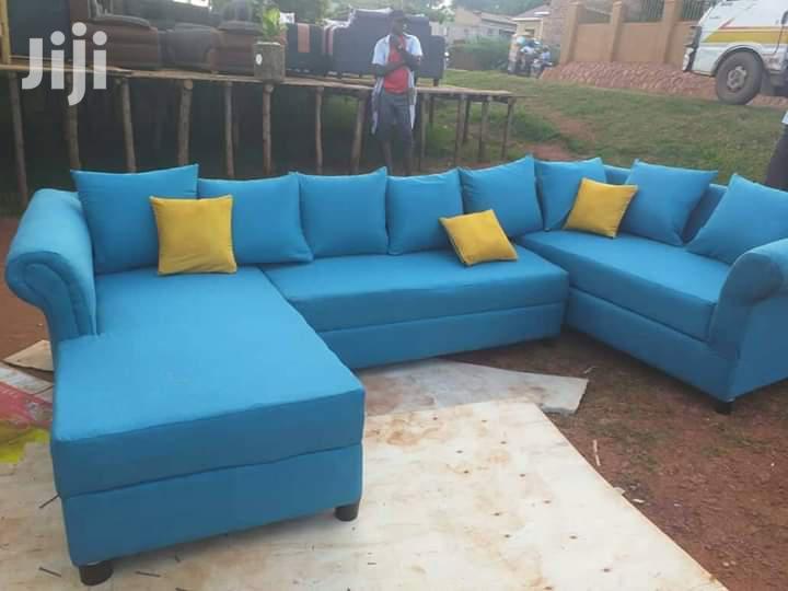 Archive: Blue Sofas For Living Room
