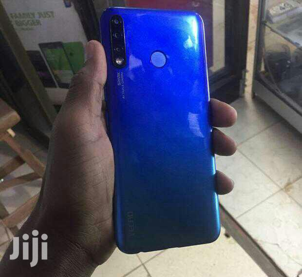 New Tecno Spark 4 32 GB Blue