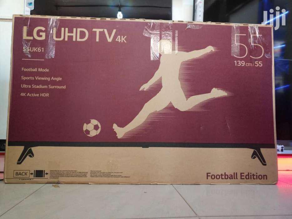55inches LG Smart 4k | TV & DVD Equipment for sale in Kisoro, Western Region, Uganda