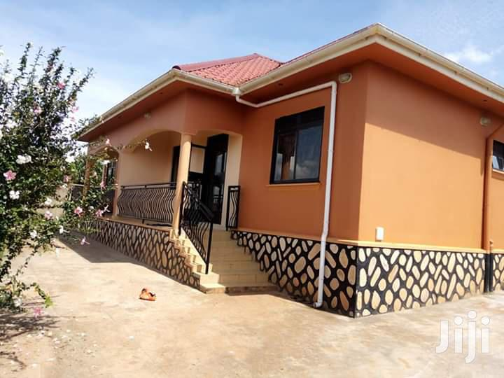 Namugongo, 2bedroomed House for Rent