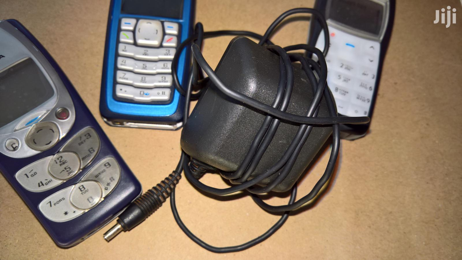 BIG PIN Charger for Vintage Nokia Phones | Accessories for Mobile Phones & Tablets for sale in Kampala, Central Region, Uganda