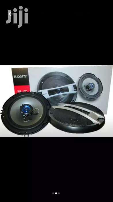 Full Range 2way Car Speakers Sony | Vehicle Parts & Accessories for sale in Kampala, Central Region, Uganda