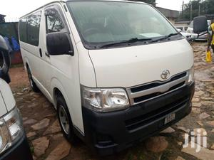 Toyota Hiace 2013 White | Buses & Microbuses for sale in Central Region, Kampala
