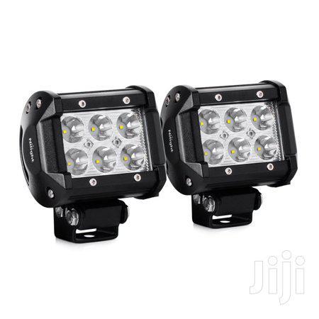 LED Daytime Running Lights .