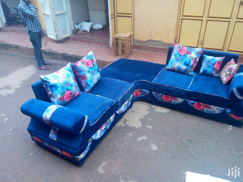 Blue Sofas For Living Room