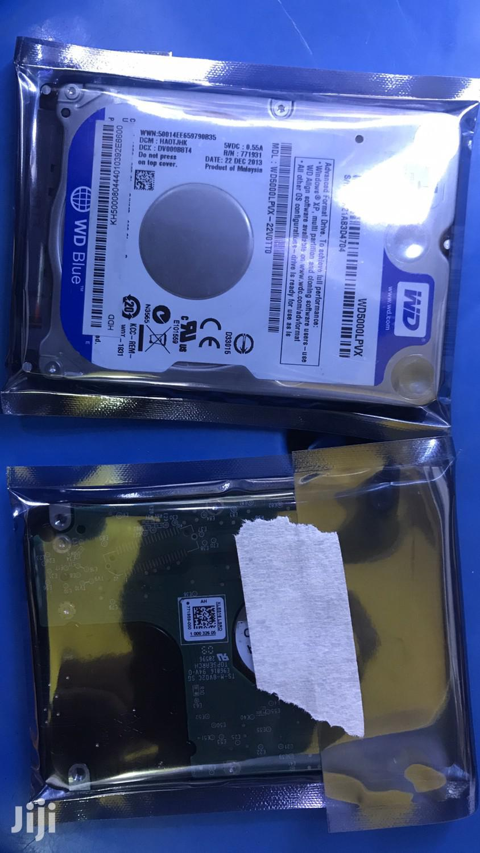 New WD 500gb Internal Harddisk