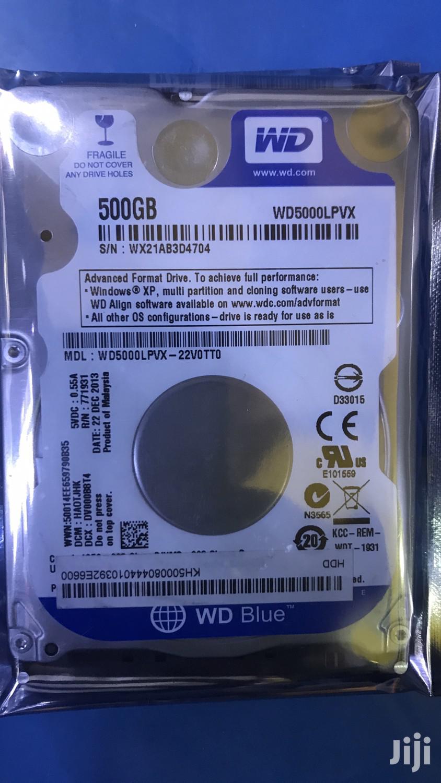 New WD 500gb Internal Harddisk   Computer Hardware for sale in Kampala, Central Region, Uganda