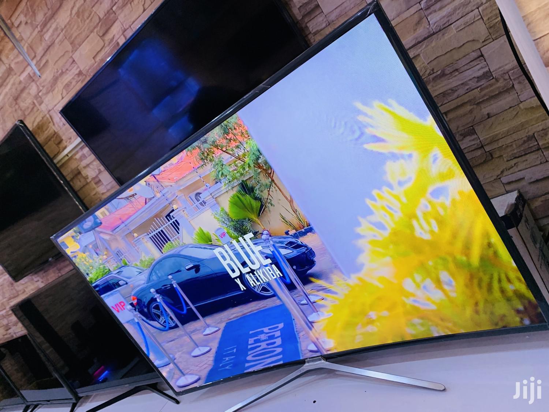 55inches Samsung Curve Smart Tv | TV & DVD Equipment for sale in Kampala, Central Region, Uganda