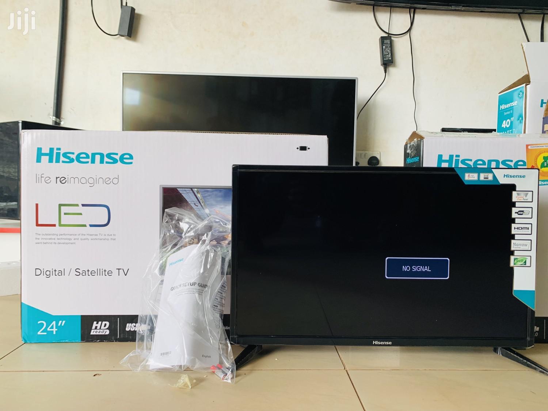 Hisense Digital Tv 24 Inches | TV & DVD Equipment for sale in Kampala, Central Region, Uganda