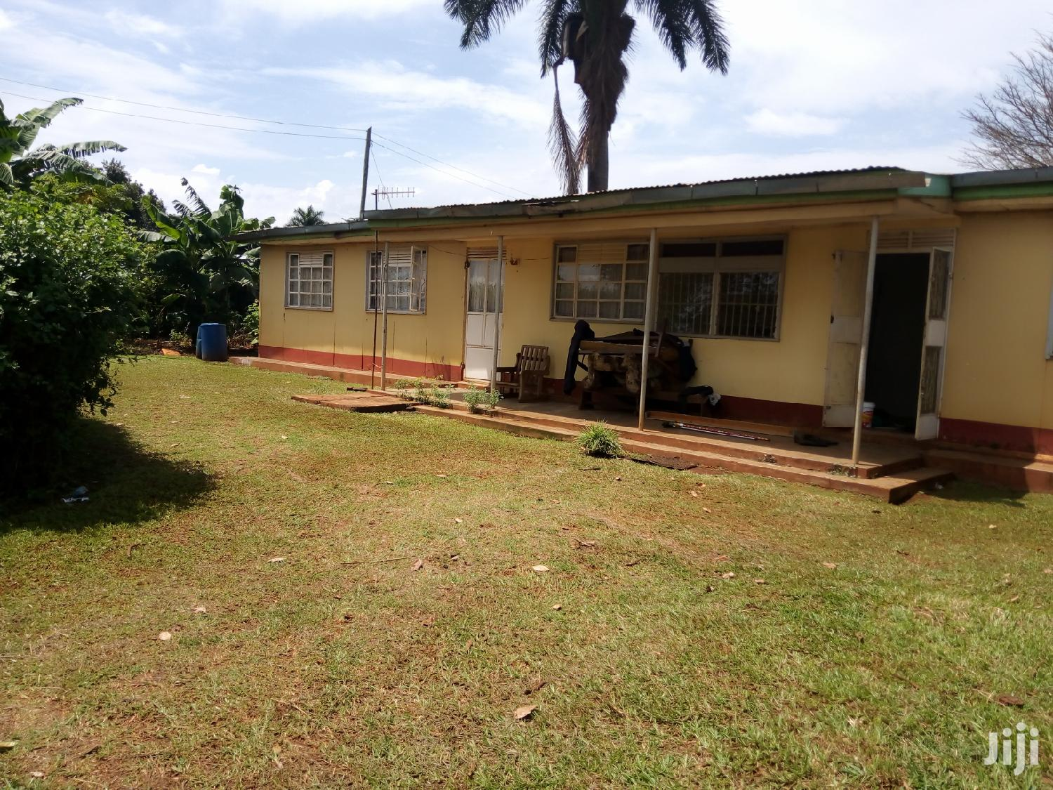 Two In One Rental House For Sale In Bukaya Buikwe District