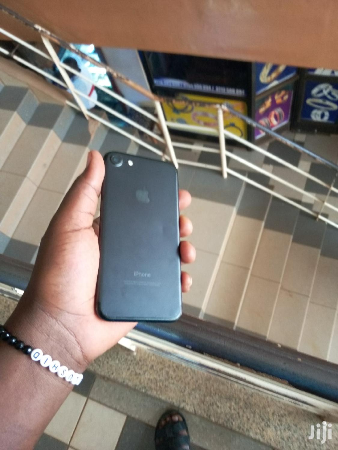 Apple iPhone 7 32 GB Black | Mobile Phones for sale in Kampala, Central Region, Uganda