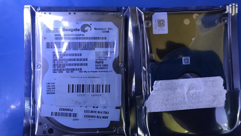 New Seagate Internal Hard Drive 320GB | Computer Hardware for sale in Kampala, Central Region, Uganda