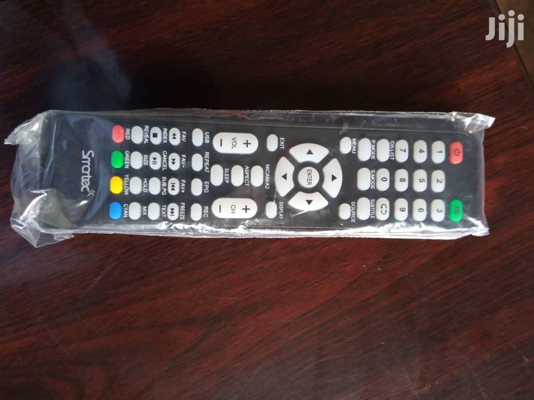 "Smartec 32"" Inbuilt Satellite And Decorder | TV & DVD Equipment for sale in Kampala, Central Region, Uganda"