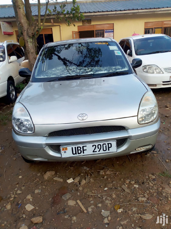 Toyota Duet 1999 Silver