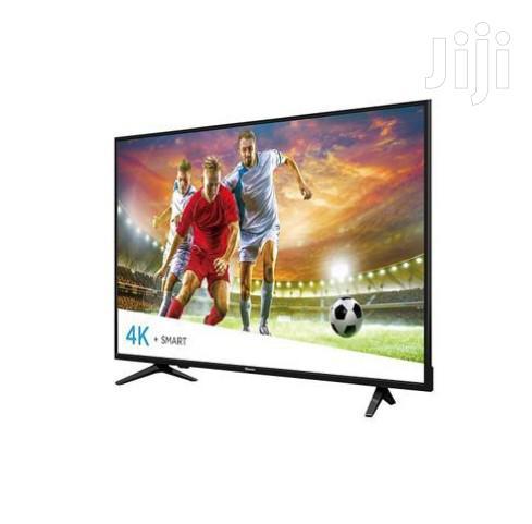 Hisense 50 Inch 4K Ultra HD Smart TV With Built-in WIFI - Black