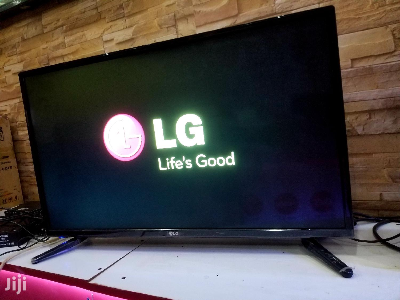 New LG 32inches Flat Screen TV