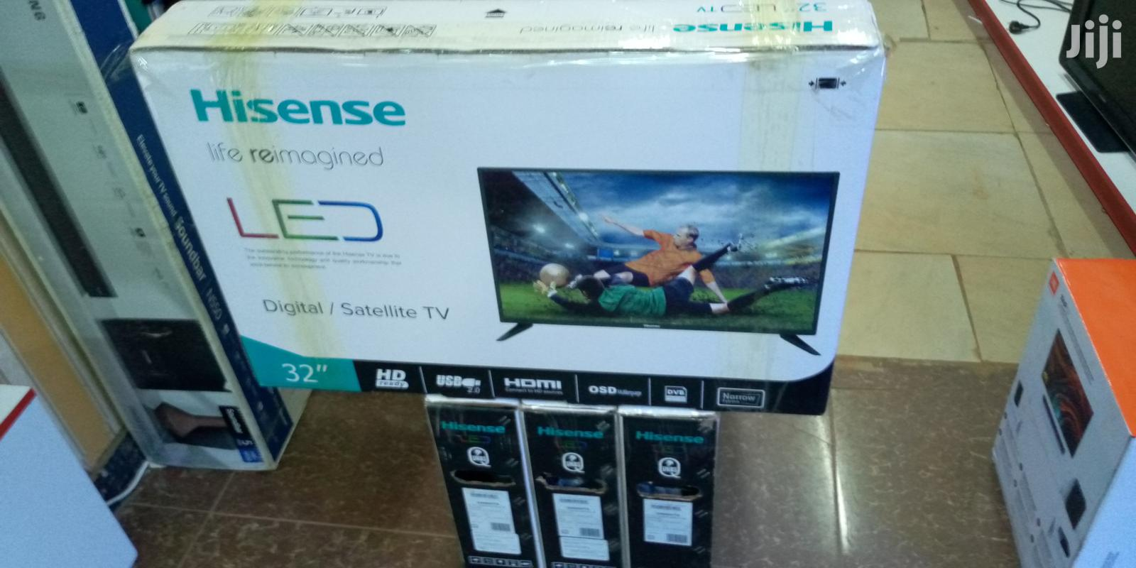 Hisense Digital Satellite Full HD 32''inches Led