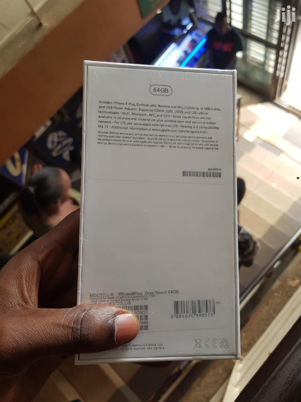 Archive: New Apple iPhone 6 Plus 64 GB Black