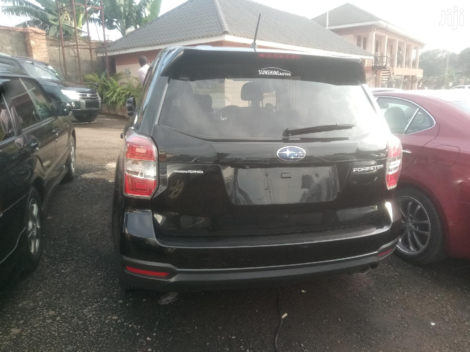Archive: Subaru Forester 2013 Black