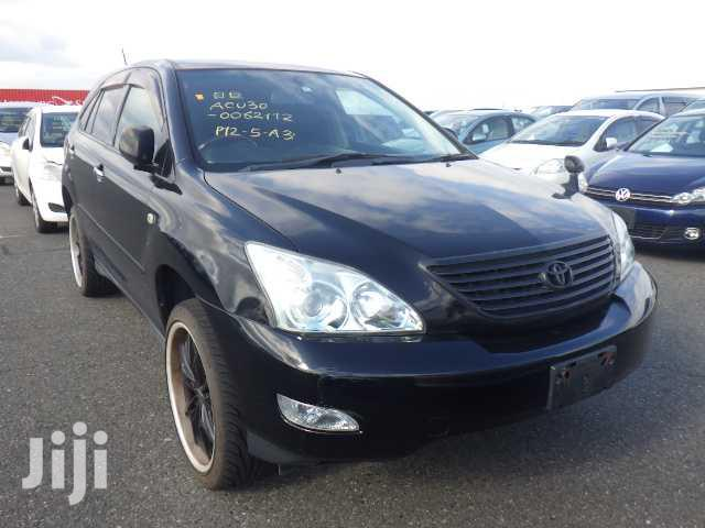 New Toyota Harrier 2006 Black | Cars for sale in Kampala, Central Region, Uganda