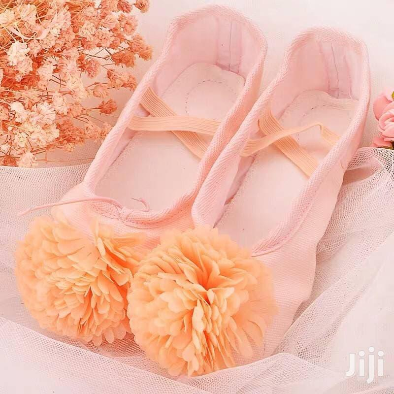 Archive: Ballet Shoes